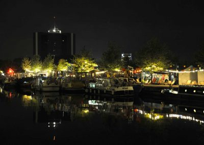 BLUEDAYS – Week-end de cloture du chantier du canal Roubaix-Espierres