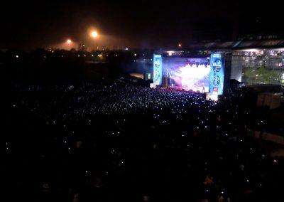 La Nocturne de Lille – Courses et concerts – 1ere edition
