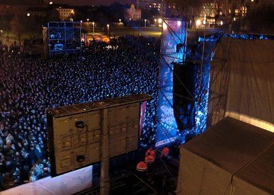 La Nocturne de Lille – Courses et concerts – 3eme edition
