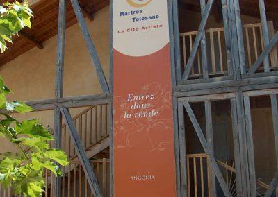 Maison du Tourisme et de la faience de Martres Tolosane