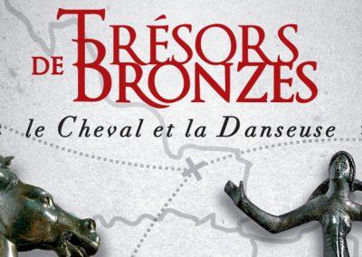 Tresors de bronzes «le cheval et la danseuse»