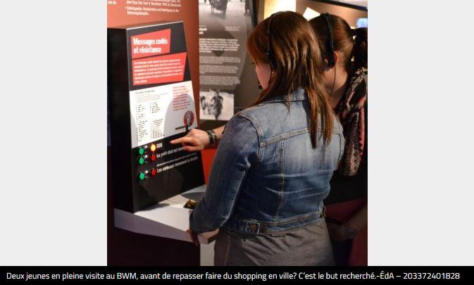 Bastogne et le Bastogne War Museum accueillent toujours plus de monde