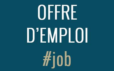 OFFRE D'EMPLOI #job