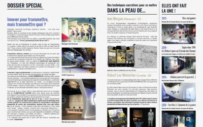 EXPOSEO, la revue spéciale MUSEOHUB 2018